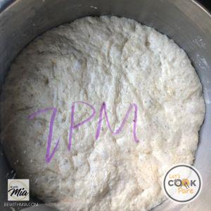 fermentation step 2